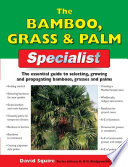 download ebook the bamboo, grass & palm specialist pdf epub
