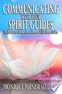 Communicating With Your Spirit Guides
