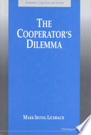The Cooperator S Dilemma