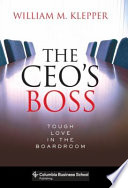 The CEO s Boss