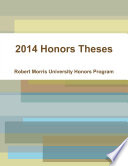 2014 Honors Theses