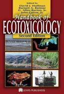 Handbook of Ecotoxicology, Second Edition