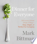 Dinner for Everyone Book PDF