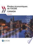 illustration Études économiques de l'OCDE : Canada 2012