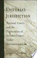 Universal Jurisdiction