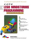 Core Lego Mindstorms Programming