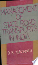illustration Management of State Road Transports in India