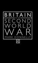 Britain in the Second World War