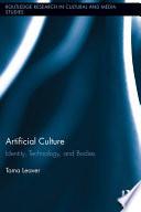 Artificial Culture
