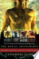 Cassandra Clare  The Mortal Instrument Series  4 books