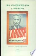The Wilson years (1964 - 1970)