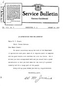Forest Service Bulletin