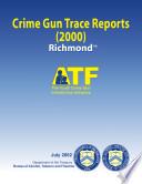 Youth Crime Gun Interdiction Initiative Richmond Va book