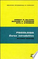 Psicologia  Corso introduttivo