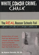 White Collar Chalk Crime Book PDF