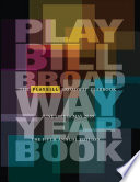 The Playbill Broadway Yearbook  June 2008   May 2009