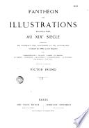 Le panthéon des illustrations françaises au XIXe siècle