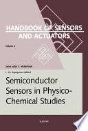 Semiconductor Sensors in Physico Chemical Studies