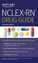 NCLEX RN Drug Guide