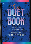 The Duet Book  The Best of Contemporary Songs
