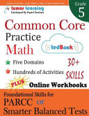 Common Core Practice   Grade 5 Math
