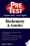 Biochemistry   Genetics  PreTest Self Assessment   Review