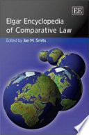 Elgar Encyclopedia of Comparative Law