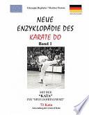 Neue Enzyklop Die Des Karate Do