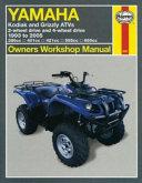 Yamaha Kodiak Grizzly Atvs