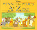 Disney's Winnie the Pooh's A to Zzzz Introduce Each Letter Of The Alphabet