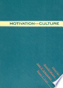 Motivation and Culture