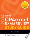 Wiley CPAexcel Exam Review 2014 Study Guide  Regulation