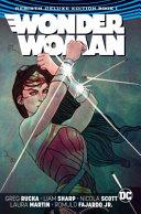 Wonder Woman  the Rebirth Deluxe Edition Book 1  Rebirth