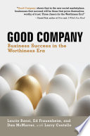 Good Company Book PDF