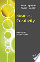 Business Creativity Free download PDF and Read online
