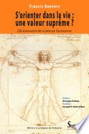 illustration du livre S'orienter dans la vie : une valeur suprême ?