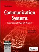 COMMUNICATION SYSTEMS, 5TH ED, ISV