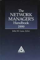 The Network Manager s Handbook