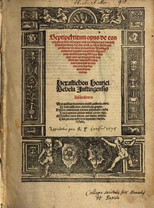 Download Pdf Septipertitu[m] opus de contractibus pro foro c[on]scientie atq[ue] theologico