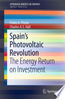 Spain   s Photovoltaic Revolution