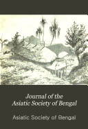 download ebook journal of the asiatic society of bengal pdf epub