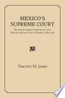 Mexico s Supreme Court