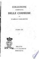 Collezione completa delle commedie di Carlo Goldoni Tomo 1.[-30.]