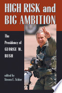 High Risk and Big Ambition