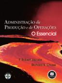 Administração da Produção e Operações: O Essencial