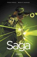 Saga Vol. 07 Book Cover