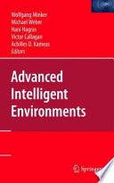 Advanced Intelligent Environments book