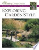 Exploring Garden Style Book PDF