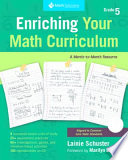 Enriching Your Math Curriculum