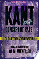 Ebook Kant and the Concept of Race Epub Jon M. Mikkelsen Apps Read Mobile